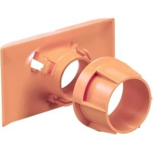 Panduit 1-Port Spillout Side Exit to 1.5' (38mm) Inside Diameter Corrugated Tubing FR15IDEOR