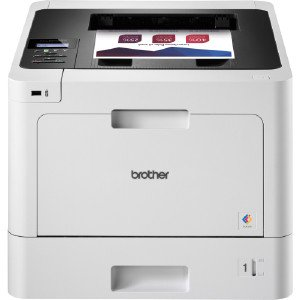 Brother Business Color Laser Printer HL-L8260CDW - Duplex Printing - Wireless Networking HLL8260CDW
