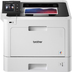 Brother Business Color Laser Printer HL-L8360CDW - Duplex Printing - Wireless Networking HLL8360CDW