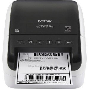 QL1110NWB | Brother® Wide Format, Professional Label Printer With Multiple  Connectivity Options
