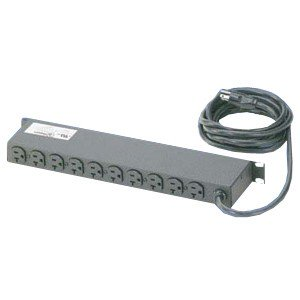 Panduit 10 Outlets Rack-mountable Power Strip CMRPSH20