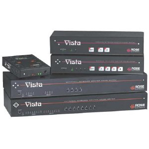 Rose Electronics Vista Kvt-2pc Kvm Switch KVT2PC
