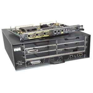 7204 VXR Router Chassis CISCO7204VXRDCRF