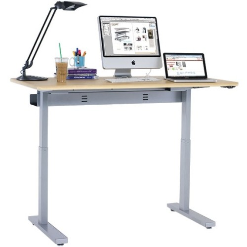 Mvbd60ss Mp Ergotron 174 Elevate 60 Electric Sit Stand