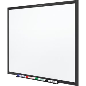 Sm535b gbc office products group standard magnetic whiteboard qrtsm535b - Gbc office products group ...