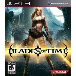 Konami Blades Of Time 20222