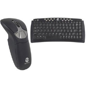 gyration wireless keyboard how to connect