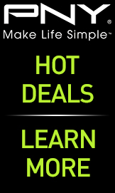 PNY HOT DEALS