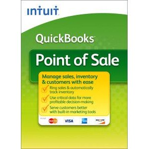 411936 | Intuit® Intuit Discontinued Once Stock Is Depleted Refer To 606866  Quickbooks Point Of Sale Stand-alone Hardware Retail Isp Cube Pkg Us Only