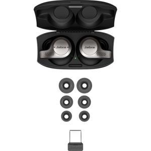 Jabra Evolve 65t Ms Stereo Wireless Bluetooth Earbud Binaural In Ear 6598 832 109 706487019411
