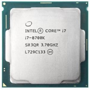 CM8068403358220 | Intel® Core I7 Hexa-core I7-8700k 3 7ghz Desktop Processor