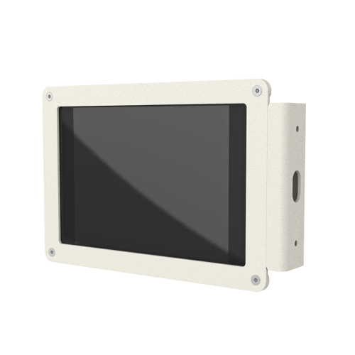 Windfall Wall Mount For Ipad Mini Gray White 75 X 75