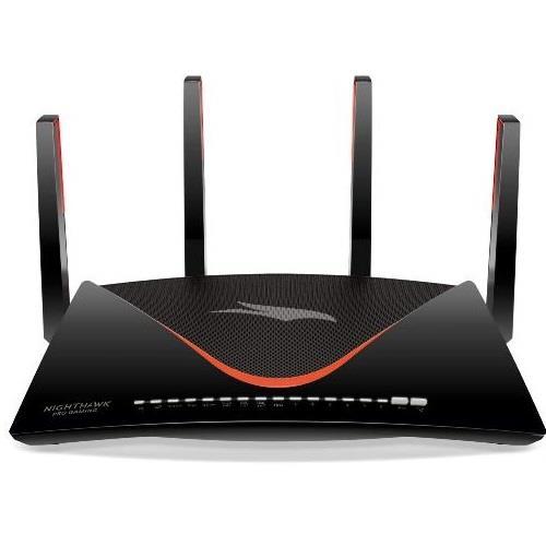 XR700-100NAS   Netgear® Netgear Nighthawk Pro Gaming Xr700 Ieee 802 11ac  Ethernet Wireless Router - 2 40 Ghz Ism Band - 5 Gh Xr700100nas