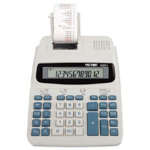 Victor Technology 12282 Professional Calculator