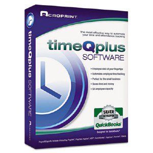 Acro Print Time Recorder Timeqplus Network Software ACP010262000 pg.1536.