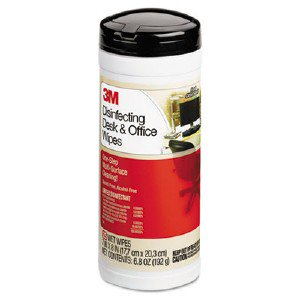 3m Disinfecting Desk & Office Wipe CL564