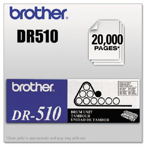 Brother Dr-510 Drum Cartridge DR510