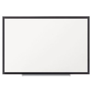 Gbc office products group s535b black frame standard whiteboard - Gbc office products group ...