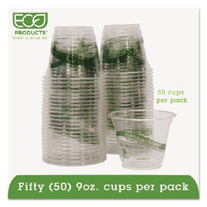 Eco-Products,inc. GreenStripe Cold Cups EPCC9SGSPK