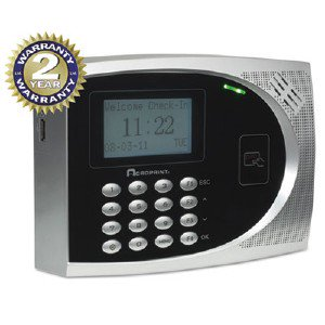 Acro Print Time Recorder Time Q-Plus Proximity Attendan 010249000