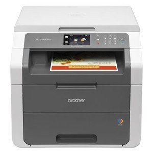 Brother HL-3180CDW Digital Color Printer With Convenience Copying And Scanning HL3180CDW
