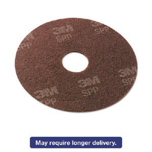 3M Surface Preparation Pad, 13', Maroon SPP13