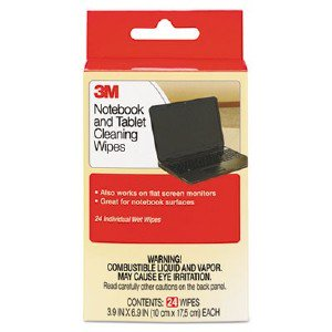 3m Notebook Screen Cleaning Wipes CL630