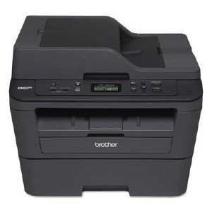 Brother DCP-L2540DW Compact Laser 3-In-1 with Wireless Networking and Duplex Printing DCPL2540DW