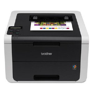 Brother HL-3170CDW Digital Color Printer with Wireless Networking and Duplex HL3170CDW