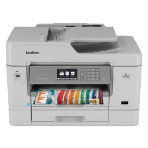 Brother Business Smart MFC-J6935DW Inkjet Multifunction Printer MFCJ6935DW