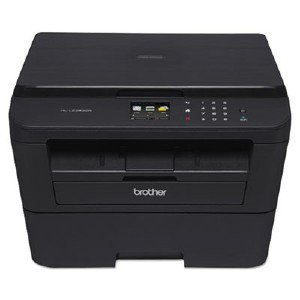Brother HL-L2380DW Versatile Laser Printer with Wireless Networking and Duplex HLL2380DW