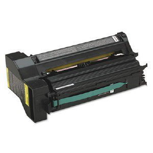 Lexmark Yellow Extra High Yield Return Program Toner Cartridge C7220YX