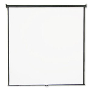 684s gbc office products group wall ceiling projection screen qrt684s - Gbc office products group ...