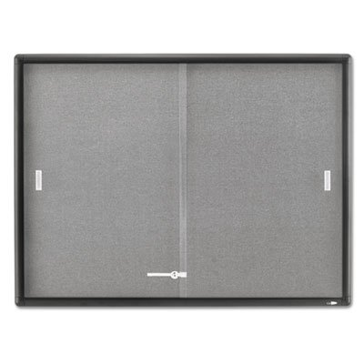 2364s gbc office products group enclosed fabric bulletin board qrt2364s - Gbc office products group ...