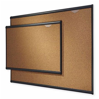 B243g gbc office products group prestige colored cork bulletin board qrtb243g - Gbc office products group ...