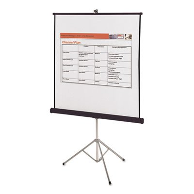 570s gbc office products group portable tripod projection screen qrt570s - Gbc office products group ...